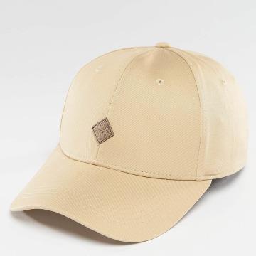 TrueSpin Snapback Caps Truely Small béžový