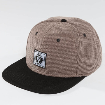TrueSpin Snapback Caps Touchy beige