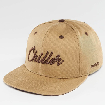 TrueSpin Snapback Caps Chiller bezowy