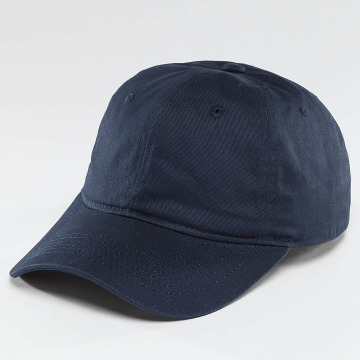 TrueSpin Snapback Caps Unstructured Dad blå
