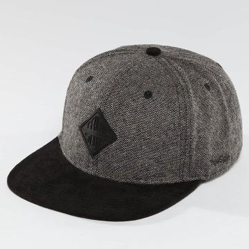 TrueSpin Snapback Caps TSSBRTAPE harmaa