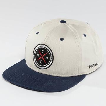 TrueSpin Snapback Caps Twister hvid