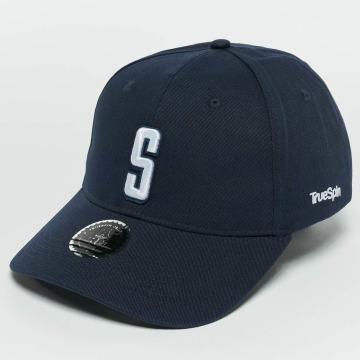 TrueSpin Snapback Caps ABC S sininen