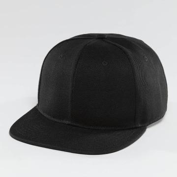 TrueSpin Snapbackkeps Blank svart