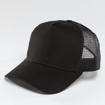 TrueSpin Trucker Cap Blank schwarz