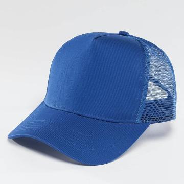 TrueSpin Truckerkeps Blank blå