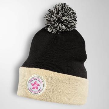 TrueSpin Winter Bonnet Mandarin black