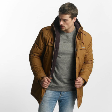 TrueSpin Winter Jacket Fishtail brown
