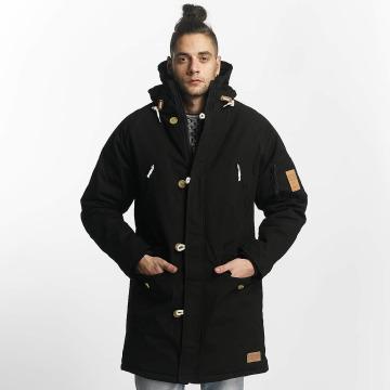 TrueSpin winterjas Cold City zwart