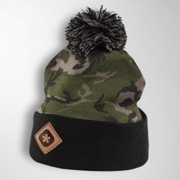 TrueSpin Wintermütze KGB camouflage
