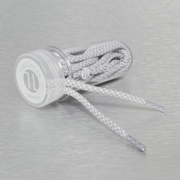 Tubelaces шнурки Rope Multi белый