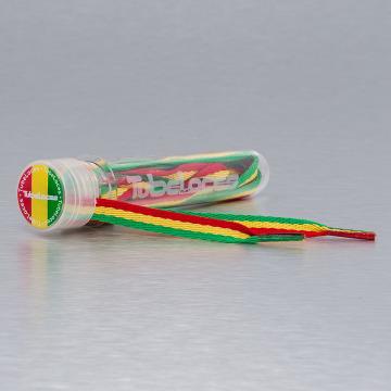 Tubelaces шнурки Tubes Flat s 140cm цветной