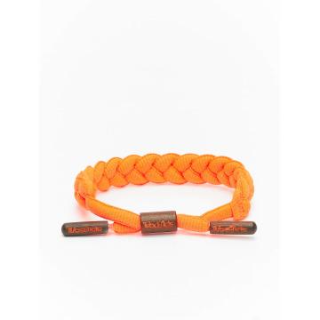 Tubelaces armband TubeBlet oranje
