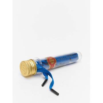 Tubelaces Kengännauhat Flat Splatter II sininen