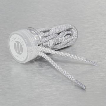 Tubelaces Laccio dascarpe Rope Multi bianco
