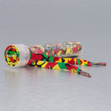 Tubelaces Veter Special Flat Laces 140 cm camouflage