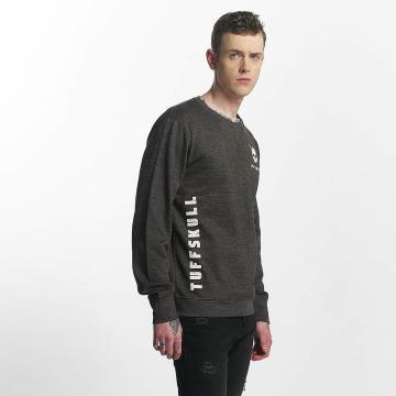 Tuffskull Пуловер Monaco серый