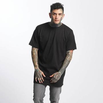 Tuffskull T-shirt longoversize Nothing noir