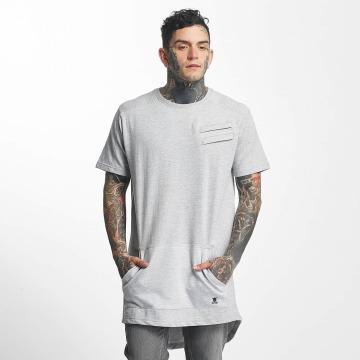 Tuffskull T-shirts Heavy grå