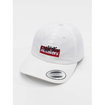 TurnUP Snapback Caps Reseller bialy