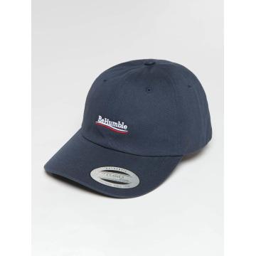 TurnUP Snapback Caps Humble Dad modrý