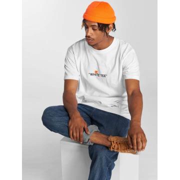 TurnUP t-shirt White wit