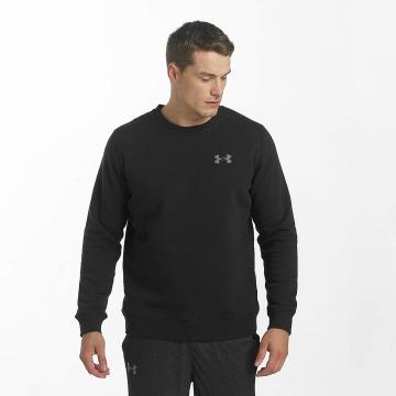 Under Armour Пуловер Rival Solid черный