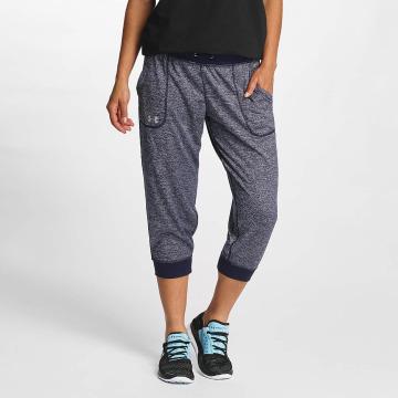 Under Armour Спортивные брюки Tech Capri Twist синий