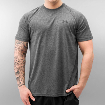 Under Armour Camiseta Tech gris