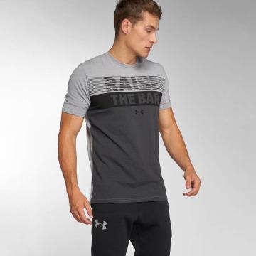 Under Armour Camiseta Raise the Bar gris