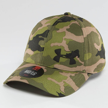 Under Armour Flexfitted Cap AirVent groen