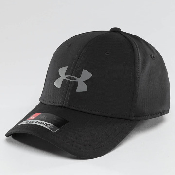Under Armour Flexfitted Cap Storm zwart