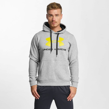 Under Armour Hoodie Rival grey