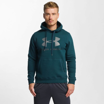 Under Armour Hoody Rival grün