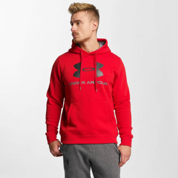 Under Armour Hoody Rival rot