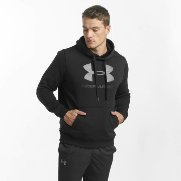 Under Armour Hupparit Rival musta