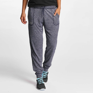 Under Armour joggingbroek Tech Twist blauw