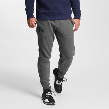 Under Armour joggingbroek Rival grijs