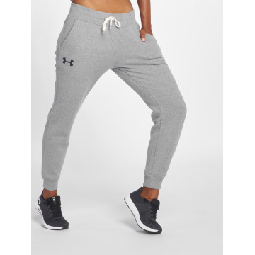 Under Armour joggingbroek Favorite Fleece grijs