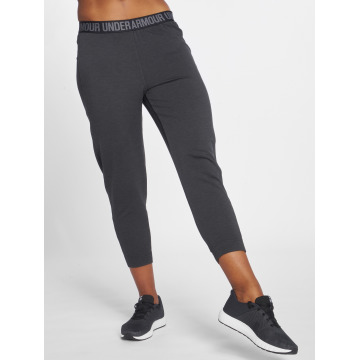 Under Armour joggingbroek Featherweight Fleece zwart