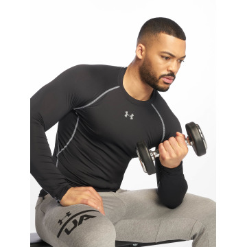 Under Armour Longsleeve Heatgear Compression black