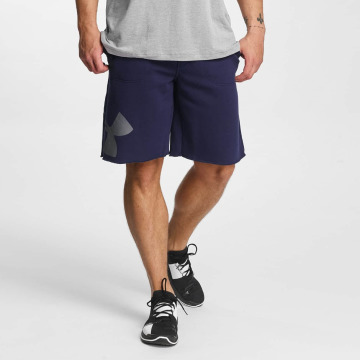 Under Armour Short Rival bleu