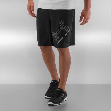 Under Armour Shorts Heatgear Woven Graphic schwarz