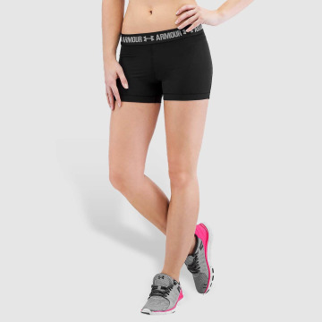 Under Armour Shortsit Heatgear musta