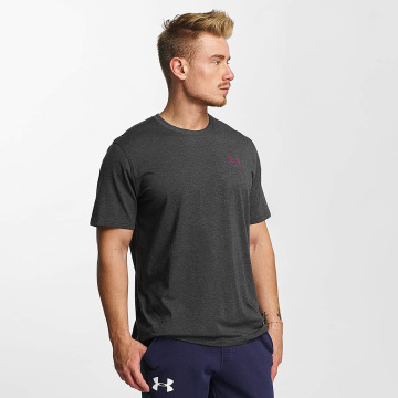 Under Armour T-paidat Charged musta