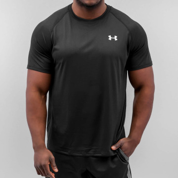 Under Armour T-shirt Tech nero