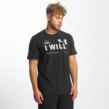 Under Armour T-Shirt I Will noir