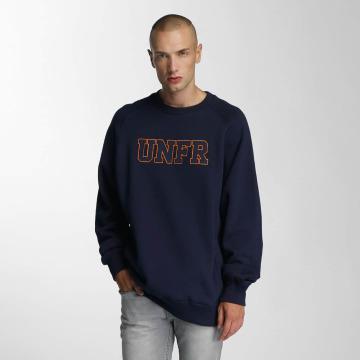 UNFAIR ATHLETICS Пуловер Logo синий