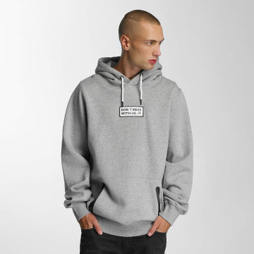 UNFAIR ATHLETICS Hoody Statement grau