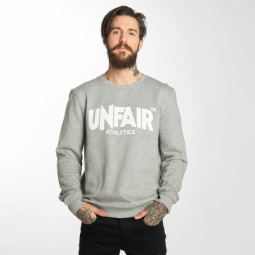 UNFAIR ATHLETICS Pullover Classic grau